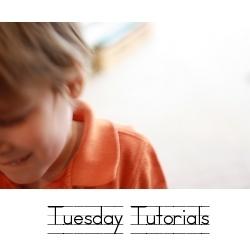 Tuesday Tutorials